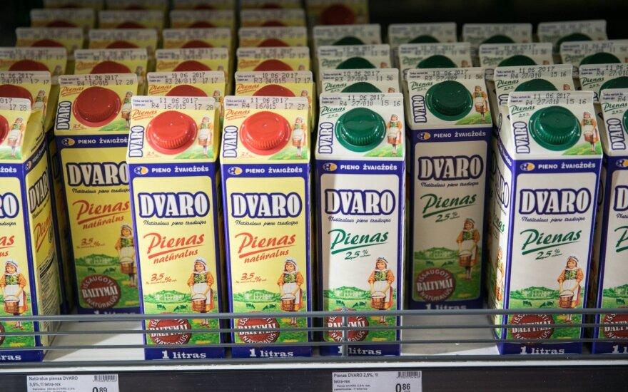 """""""Pieno žvaigždės"""" kovai su koronavirusu skyrė 100 tūkst. eurų"""