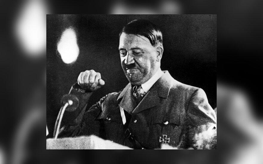 Holokausto priežastis – A.Hitlerio sielvartas dėl motinos mirties?