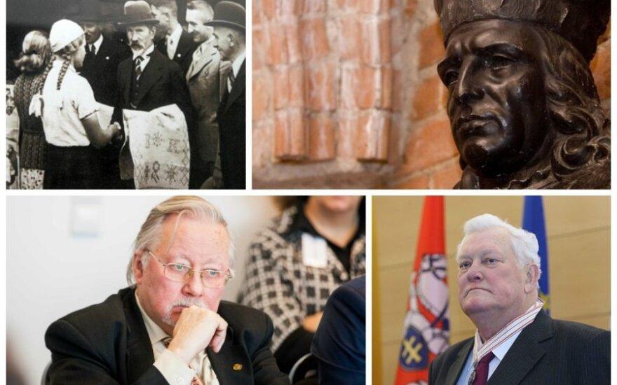Lietuva be autoritetų: kodėl Jogaila niekšas, o V. Landsbergis sugriovė kolūkius
