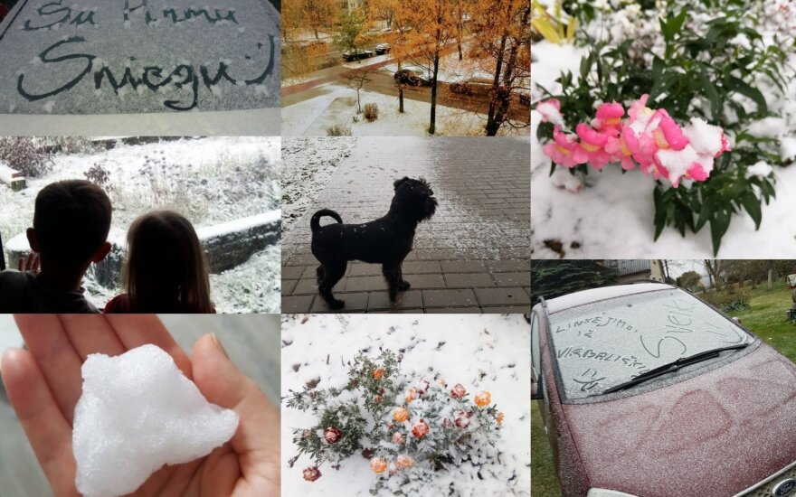 Skaitytojų akimis: vienos dienos žiemos pasaka Lietuvoje