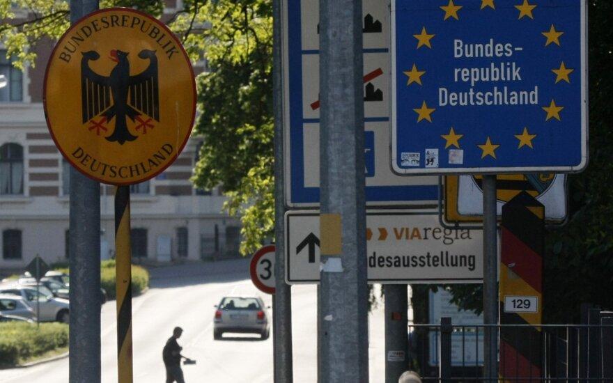 Schengen zone hanging by a thread, Grybauskaitė warns