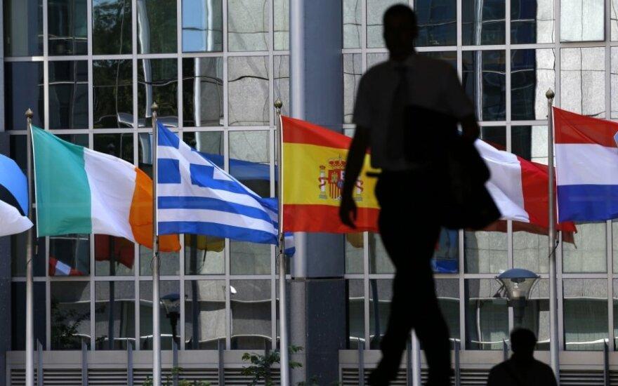 Parašus Europos Parlamento rinkimams pristatė 12 partijų