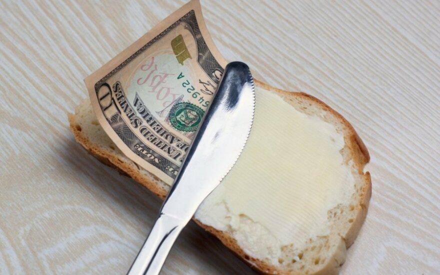 Maistas ir pinigai