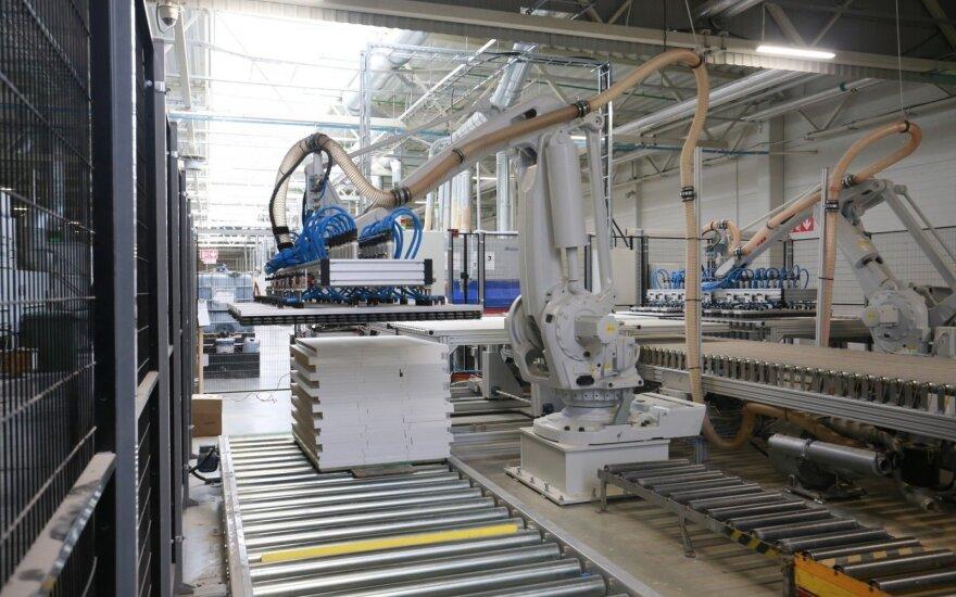 Industrinis robotas / SBA nuotr.