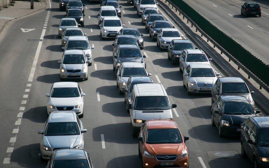 Minint Saugaus eismo dieną dėmesys – eismo dalyvių kultūrai