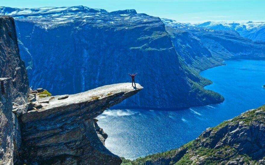 Emigranto istorija: diena, kai atsidūriau Norvegijoje, buvo baisiausia ir nuostabiausia mano gyvenime