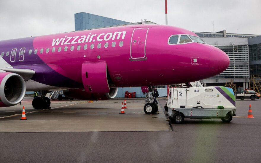 Wizz Air's Vilnius-London plane forced to land in Berlin due to technical problem