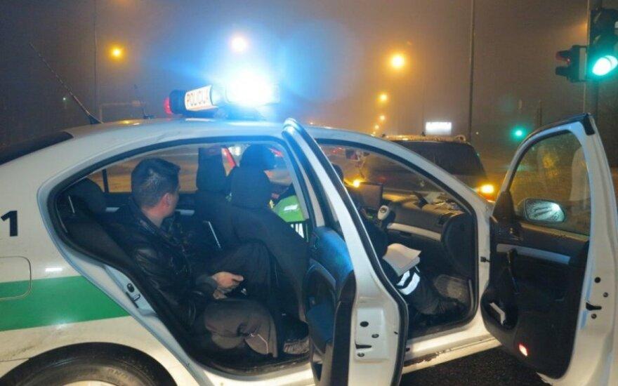 Klaipėdoje girtas vairuotojas Tadas Bučys padarė dar vieną avariją