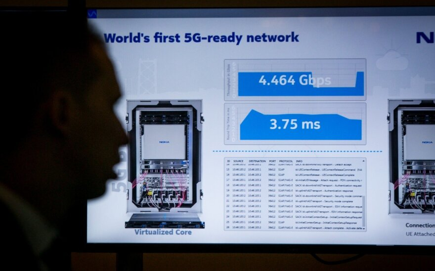 Lithuania takes first steps toward 5G wireless technology