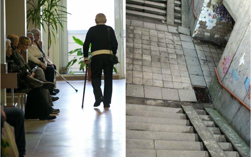 Valstybės kontrolė: paslaugos neįgaliesiems Lietuvoje nėra pakankamai užtikrinamos