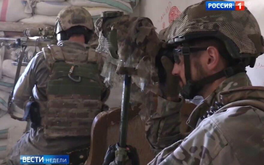 Rusijos generolas pateikė karo su Vakarais viziją: ribų nebelieka, atsakysime sukeldami grėsmes