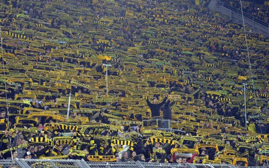"Dortmundo ""Borussia"" klubo fanai"
