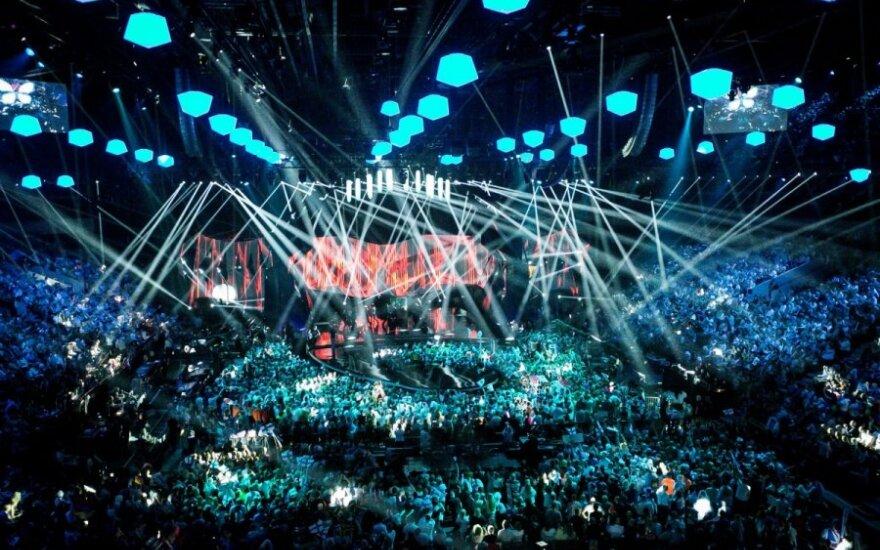 """Dėl teisės surengti """"Euroviziją"""" varžosi trys Danijos miestai"""
