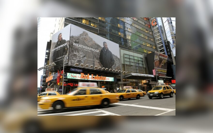"""Niujorko Taimso aikštėje – nepavykęs teroristinis įvykis <font color=""""#6699cc""""><strong>(atnaujinta)</strong></font>"""