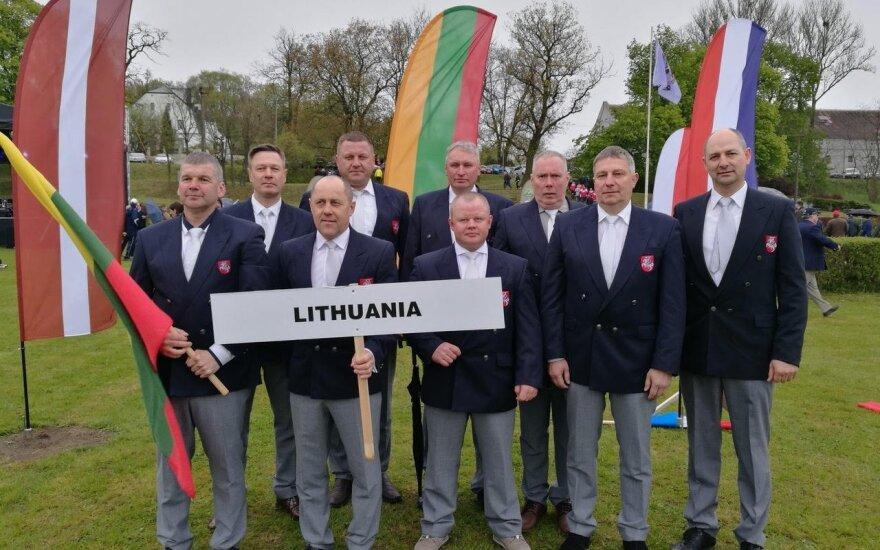 Lietuvos stendinio šaudymo komanda