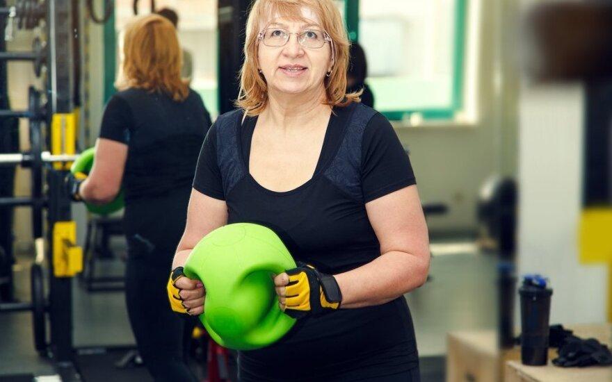 Moters amžius ir svoris: ar visoms po 40 gresia papildomi kilogramai?