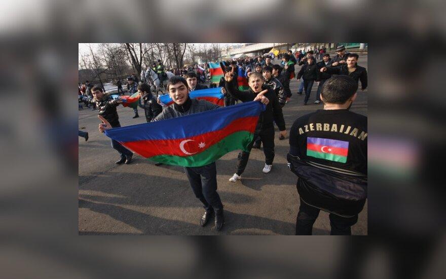 Azerbaidžano futbolo aistruolis