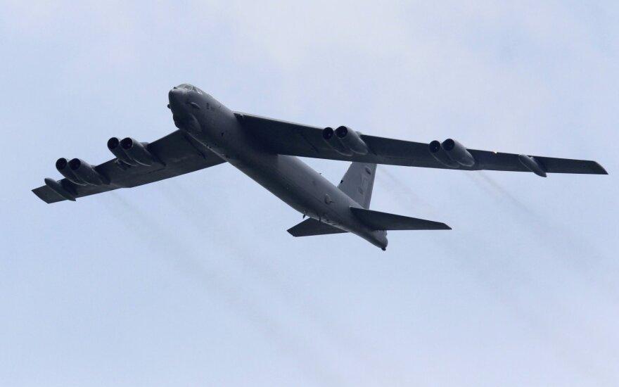 Lietuvius baugina melaginga žinia apie JAV branduolinę bombą Klaipėdos rajone