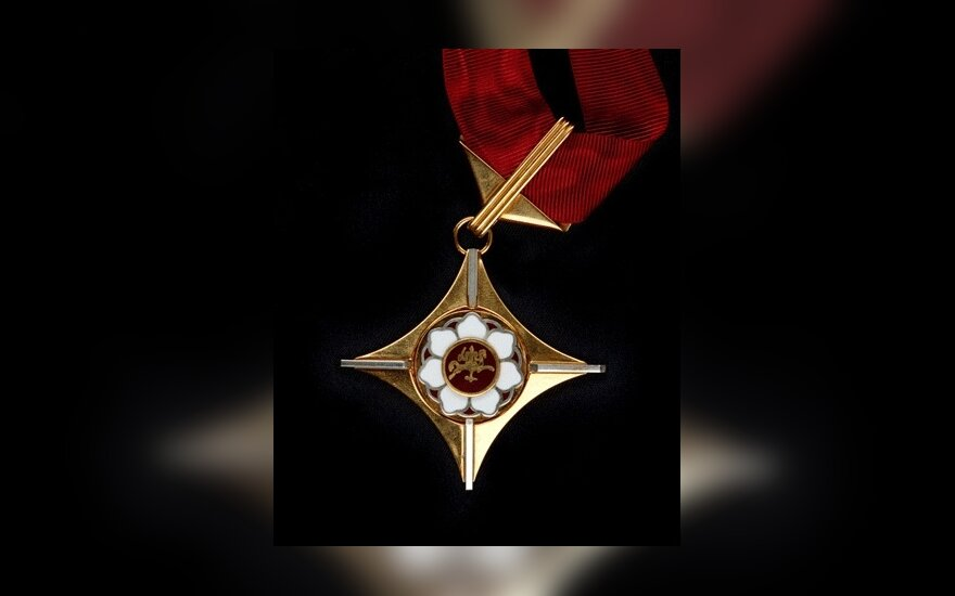 Golden Cross of the Stage award