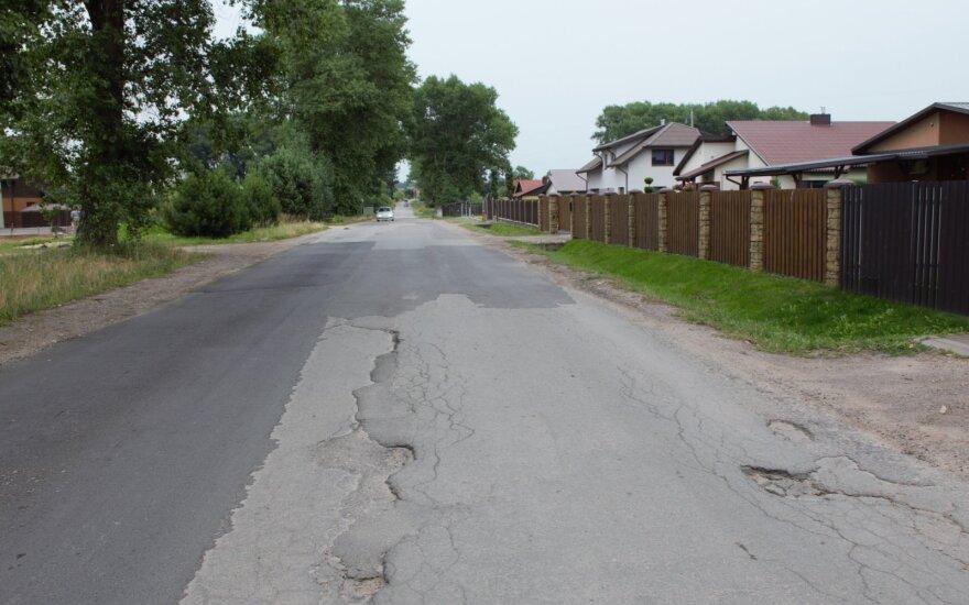 Panevėžyje atnaujinimo sulauks dvi gatvės