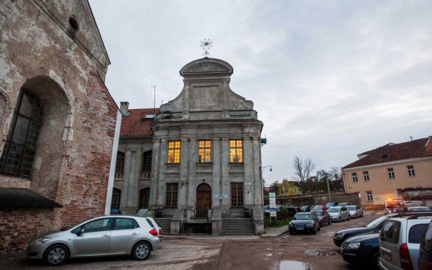 Perspėja apie laikinus eismo ribojimus Vilniaus centre