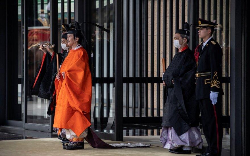 Japonija nutraukė recesiją, trečiąjį metų ketvirtį šalies BVP augo 5 proc.