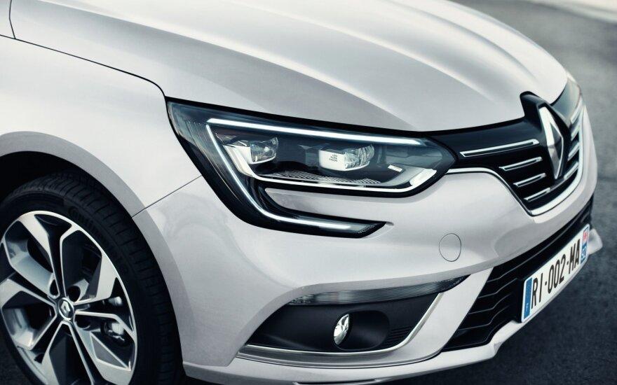"""Renault Megane Grand Coupe"""