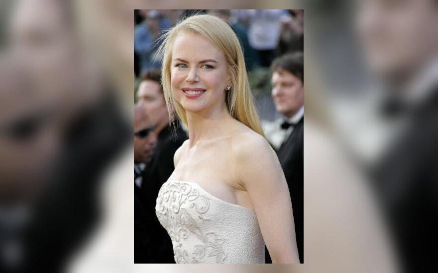 Aktorė Nicole Kidman