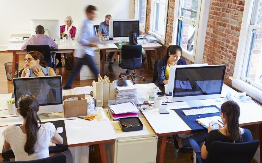 Stebi naują tendenciją: vilniečiai ir kauniečiai daryti karjeros išvyksta į Klaipėdą