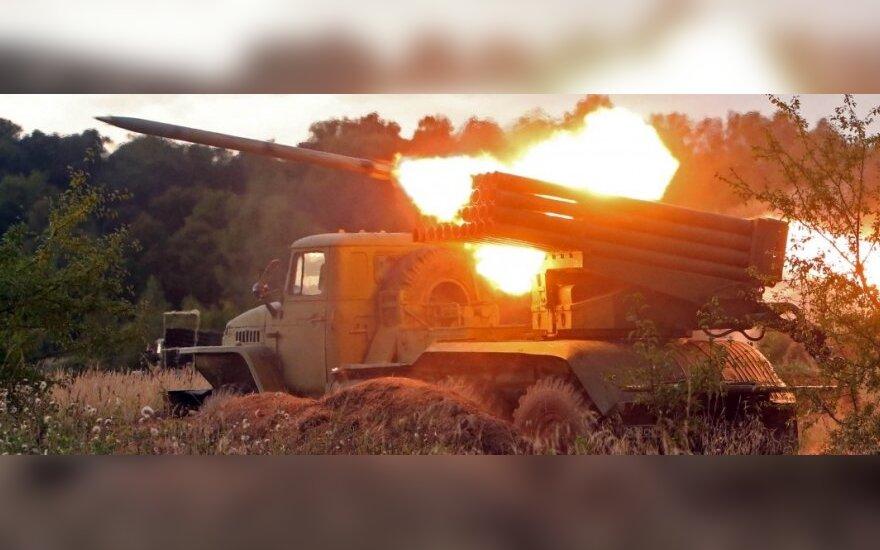 Ukraina: teroristai suklydo