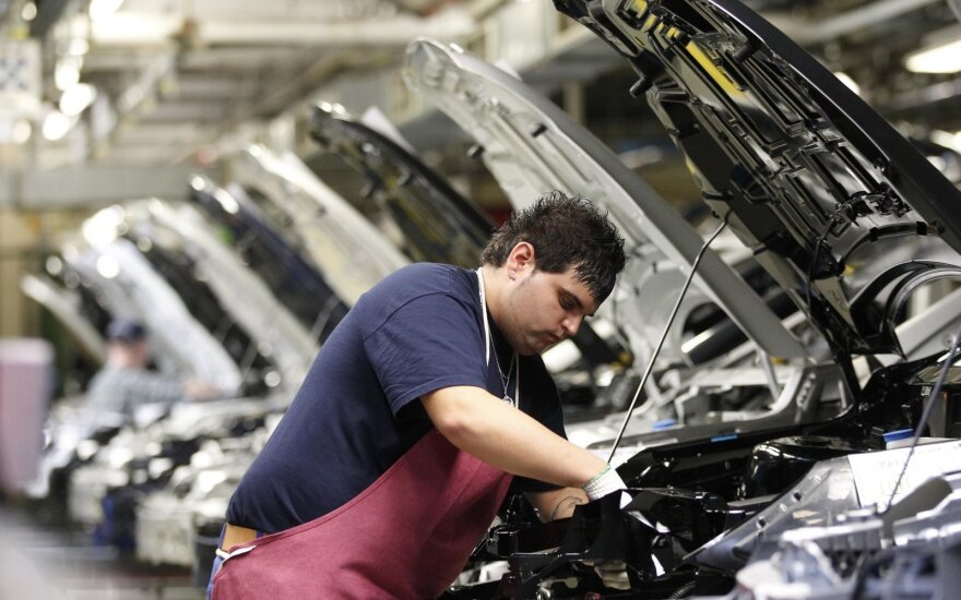 Lithuanian companies produce parts for automobile industry giants