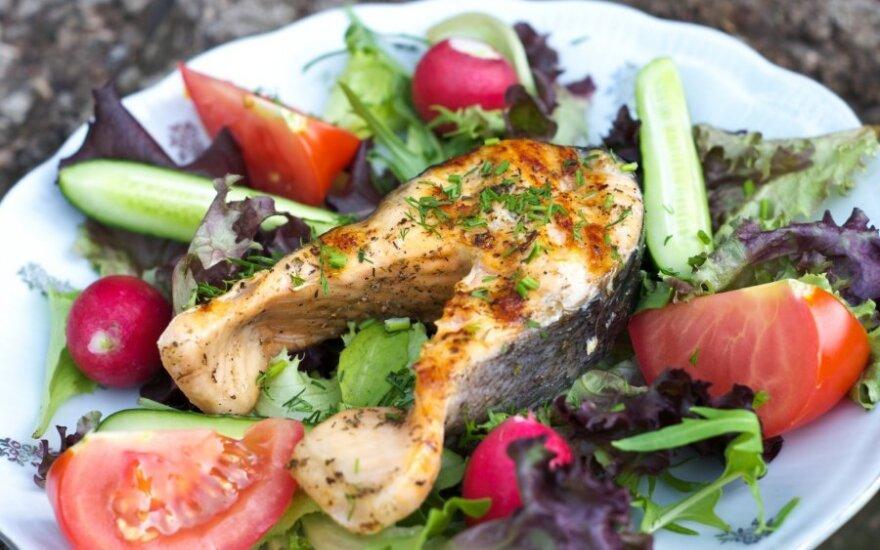 Keturios savaitgalio detoksikuojančios dietos