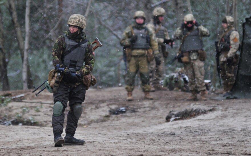 Pratybos Ukrainoje