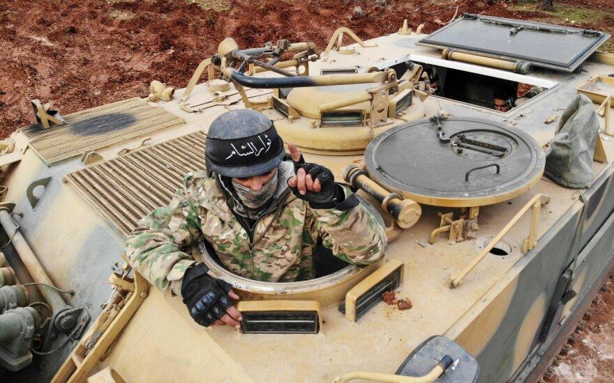 Antra pagal dydį NATO kariuomenė metama kovai Sirijoje