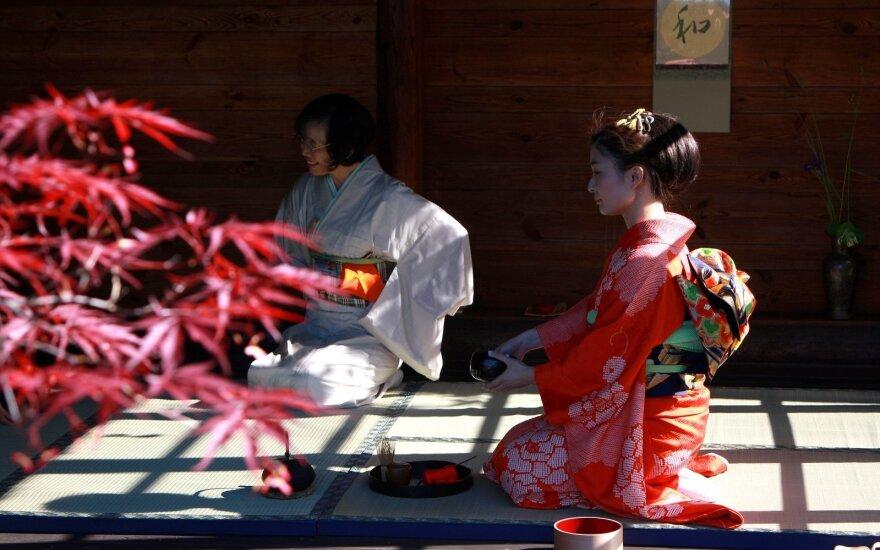 Rugsėjį Vilniuje - milžiniškas japonų kultūros renginys