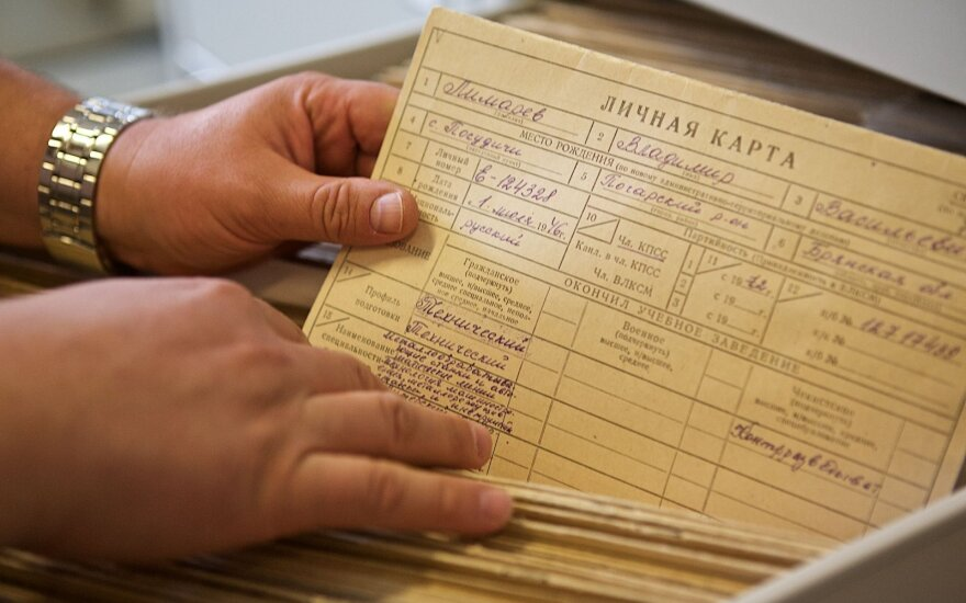 KGB archyvai