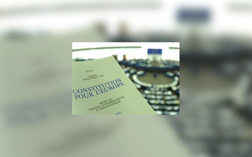 ES Konstitucijos projektas