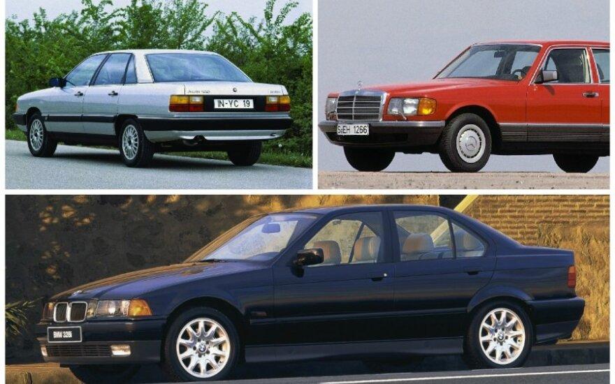 Seni vokiški automobiliai