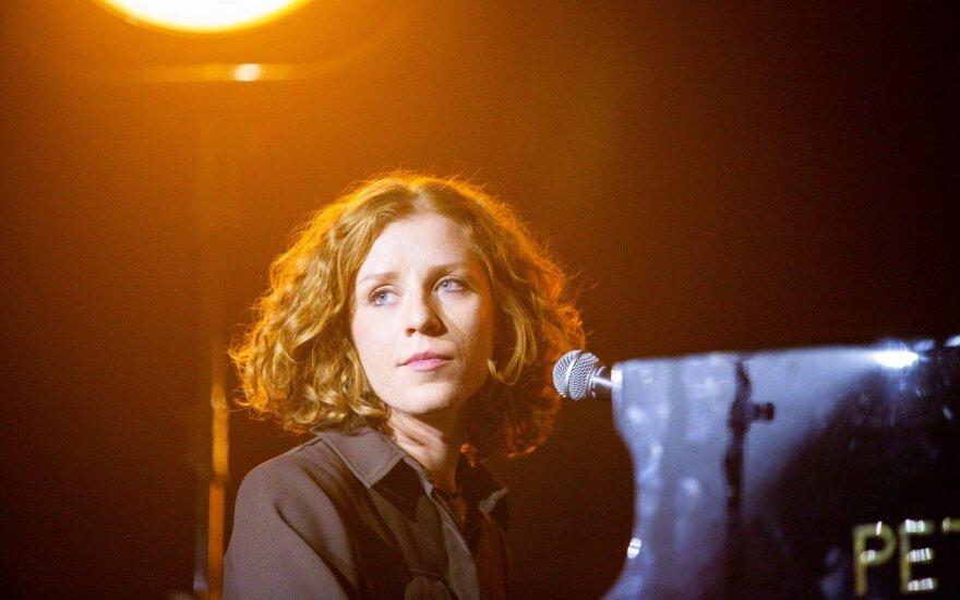 Alina Orlova rengia savo vinilinės plokštelės pristatymo koncertus ir žada eksperimentų