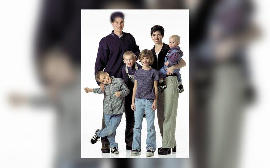 Didelė šeima