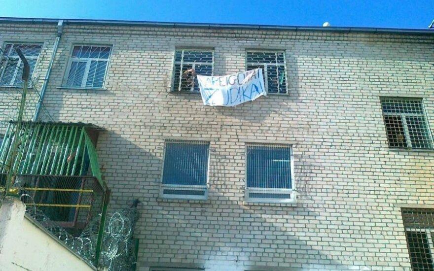 Ką slepia Marijampolės pataisos namų sienos: smurtą, ar melą?