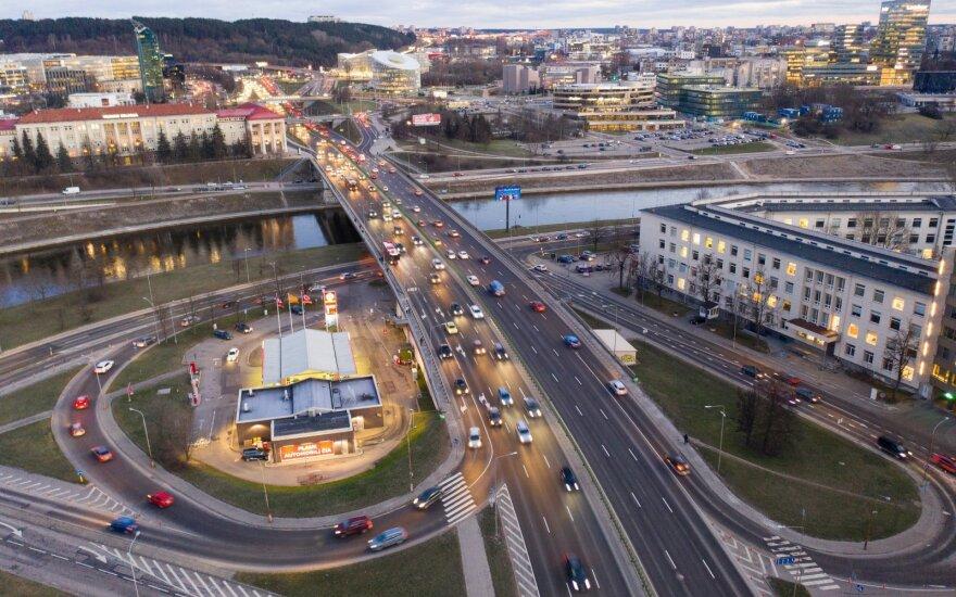 """""""Financial Times"""" ekspertai: Vilnius – Europos ateities miestų ketvertuke"""