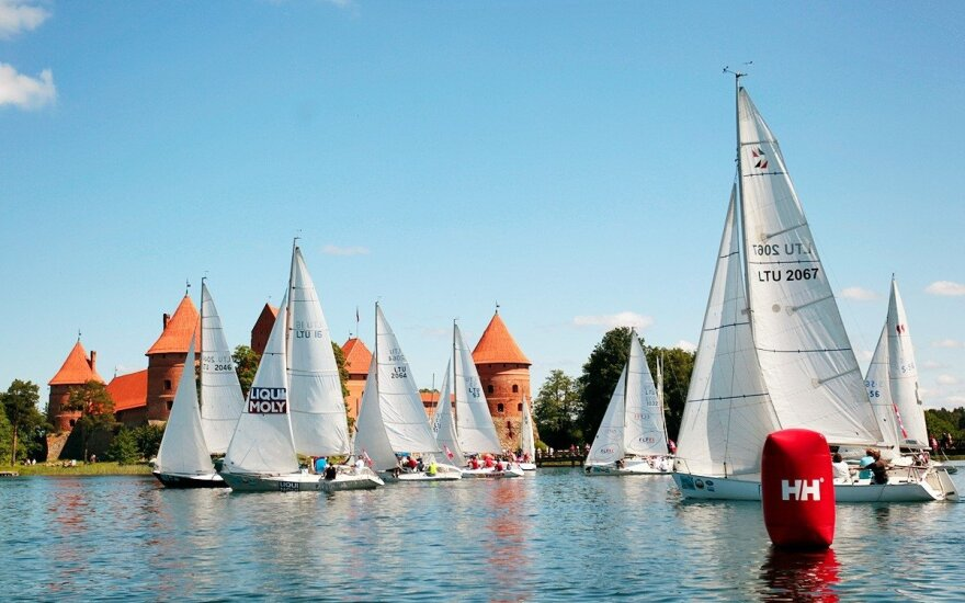 What's on in Lithuania this weekend: Put the wind in your sails