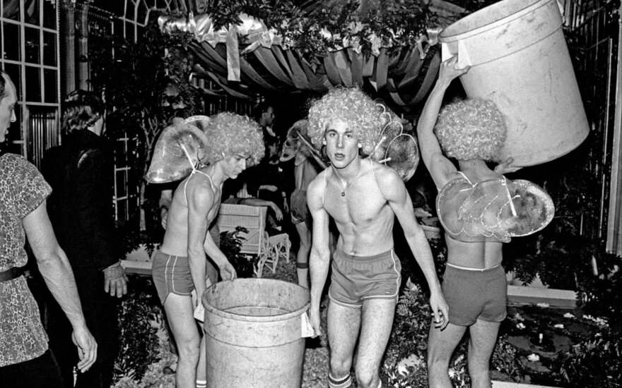 """Kadras iš filmo """"Klubas """"Studio 54"""""""