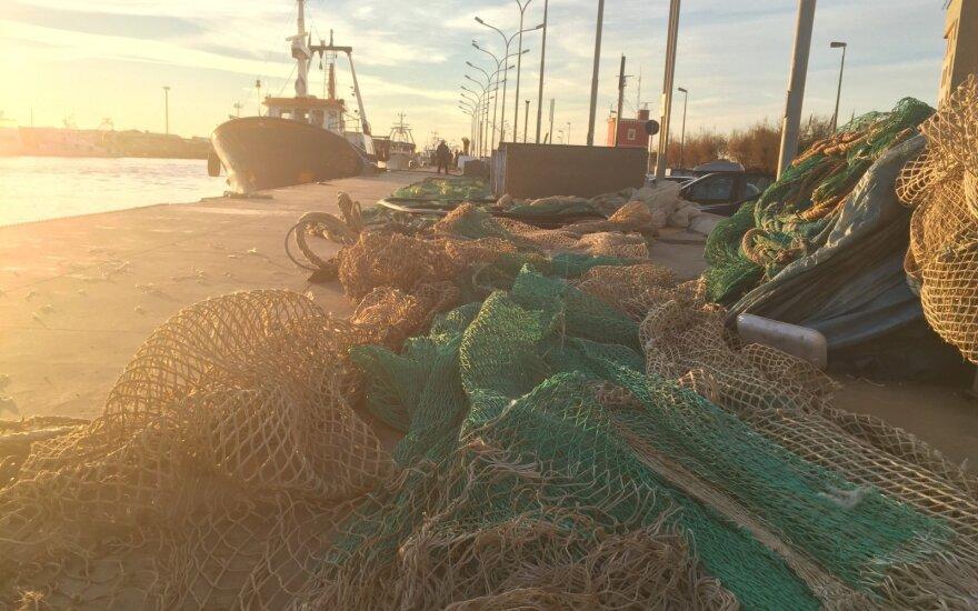 Verslinė žvejyba