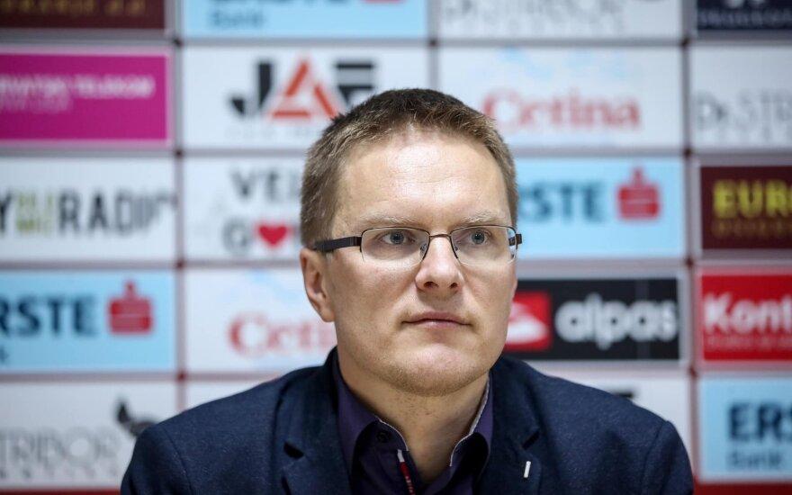 "HNK ""Gorica"" strategas Valdas Dambrauskas (klubo nuotr.)"
