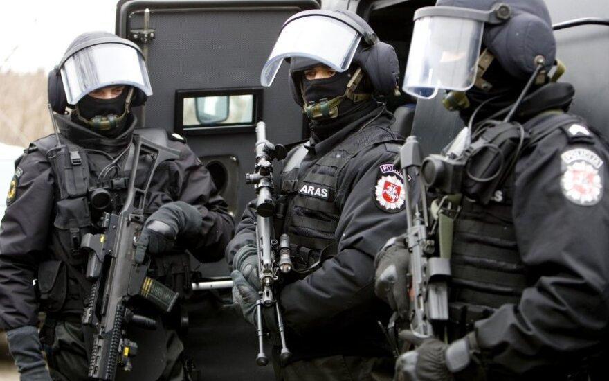 Per slaptą operaciją sulaikytas Jungtinės Karalystės pilietis, Lietuvoje slapstęsis nuo kalėjimo