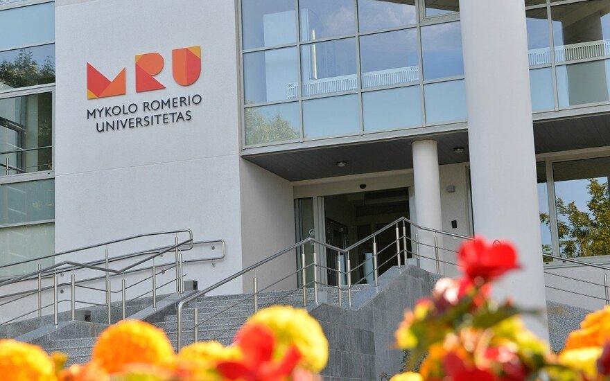 Mykolas Riomeris University ( V. Gelumbausko nuotr.)