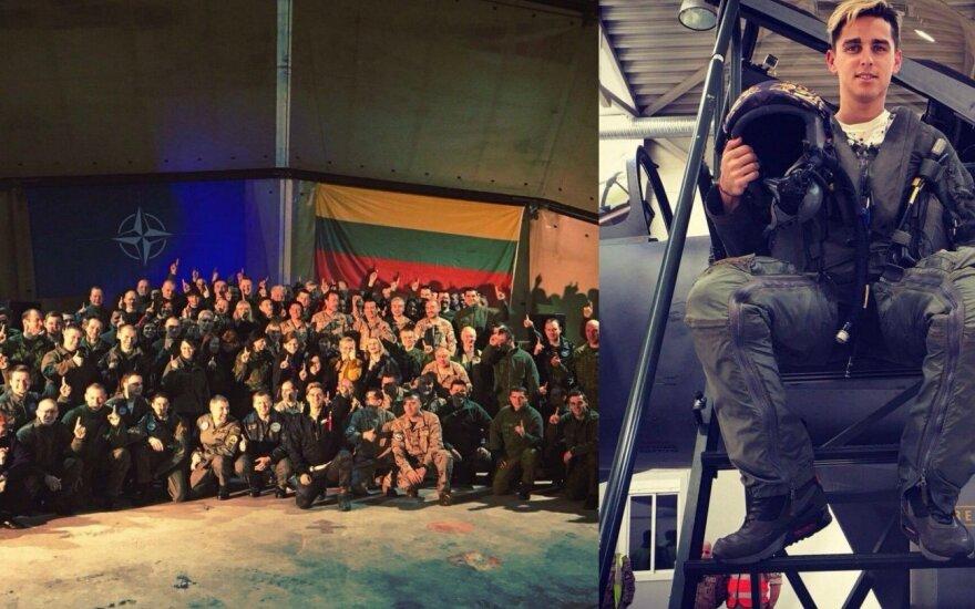 Donatas Montvydas NATO būstinėje