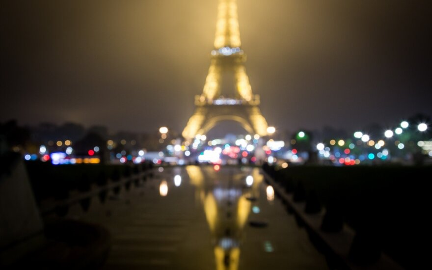 Paryžiuje apvogti rusų turistai: neteko daiktų už įspūdingą sumą